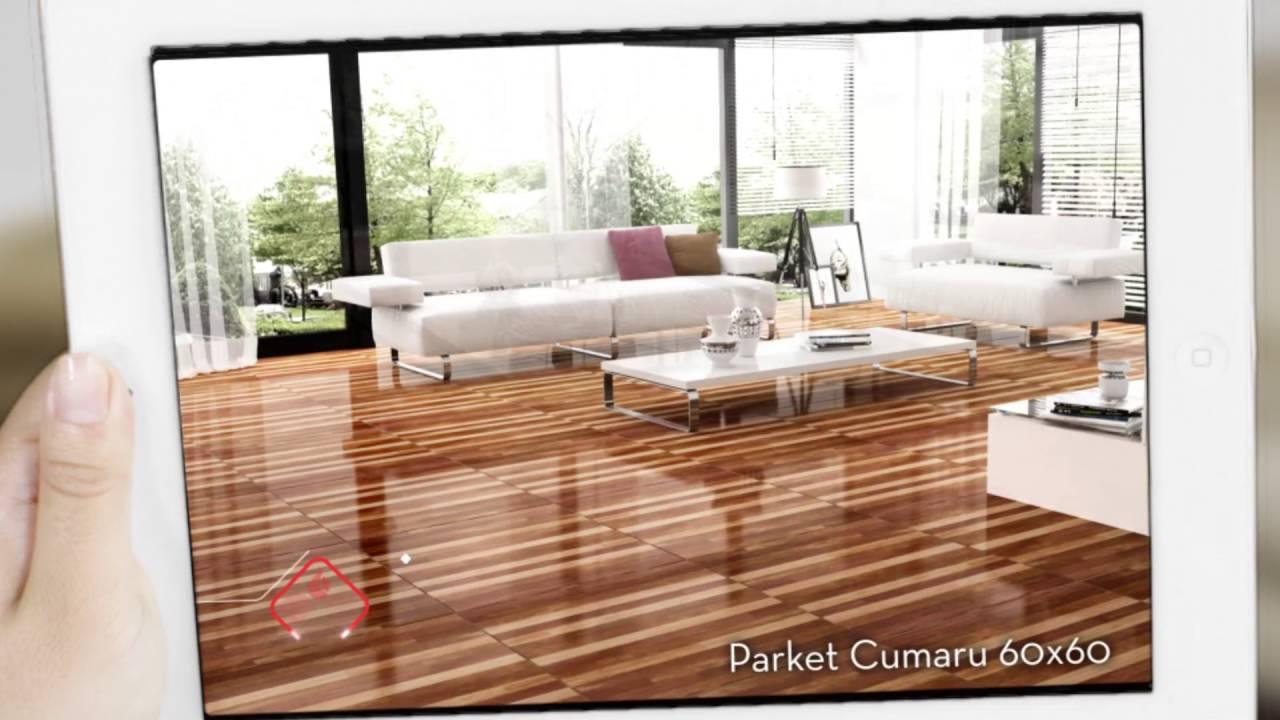 Variedad de parquets maderas cer micas youtube for Ceramica italia para cocina