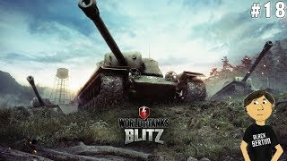 WORLD OF TANKS BLITZ - №18. ИС-8 МОЛОДЕЦ