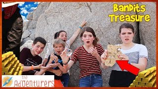 Escape The Bandits (Hidden Ancient Treasure Found) / That YouTub3 Family I The Adventurers