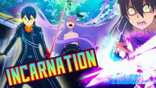 INCARNATION! What is it? How does it work? - Sword Art Online EXPLAINED | Gamerturk Anime