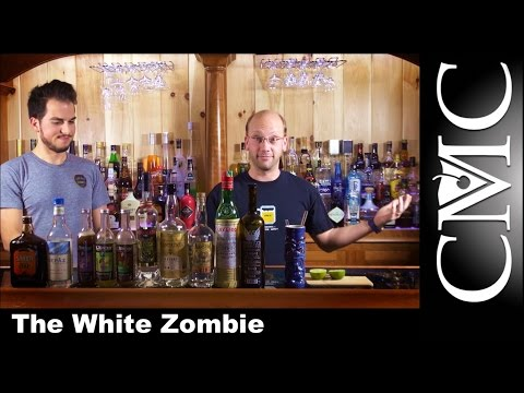 The White Zombie Cocktail