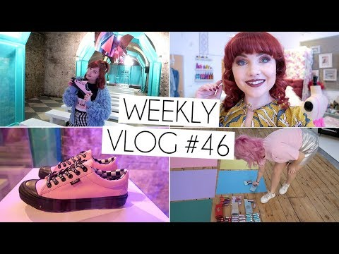 Freelance Work & Photo Shoots | Weekly Vlog #46