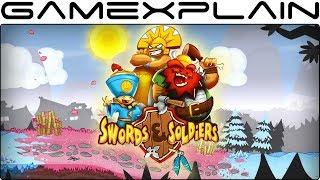 Swords & Soldiers - Game & Watch (Nintendo Switch)