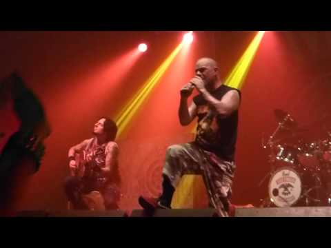 Five Finger Death Punch - Battle Born Live (Berlin Huxley's 11.03.14)