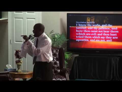 Apostolic Ministry - Pastor Quincy Washington