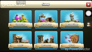 """Clash Of Clans """"NEW UPDATE 2016!"""" Daily 5 Star Bonus-TH6, 2 Air defence, TH7- 3 Air defence !!"""
