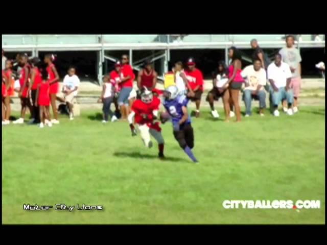 Motor City Lions Full Highlights 2012