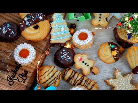 Orangen Zimt Plätzchen Mit Schokolade Weihnachtsplätzchen Für Den