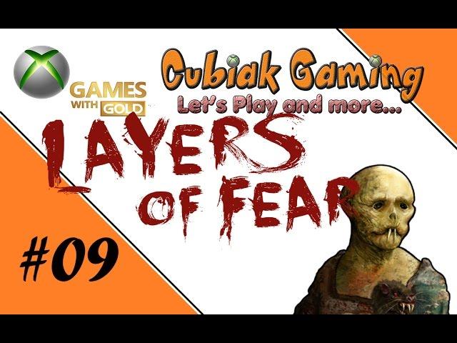 UND TÄGLICH GRÜSST DAS MURMELTIER ★ Let's Play Layers of Fear #09