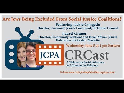 JCPA CRCast | JCPA