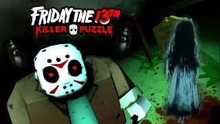 Friday the 13th Killer Puzzle: All Intros & Endings All Levels