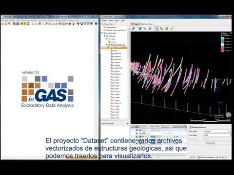 IMDEX IoGAS Link For Leapfrog Geo With Spanish Subtitles