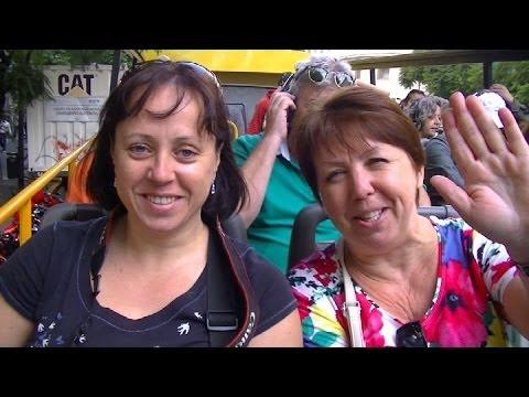 Аргентина. Буэнос-Айрес туристический. часть-1 (конгрес, ла бока, Эль Каминито)