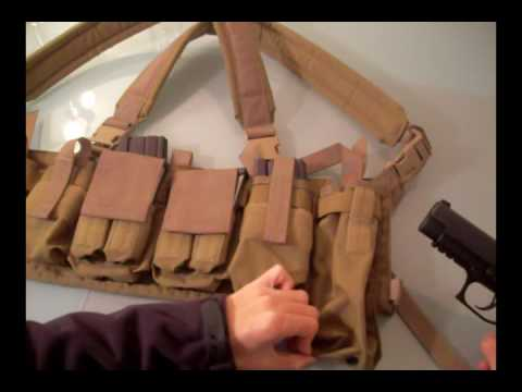 Gear Review - Eagle Industries Universal Tactical Chest Rig