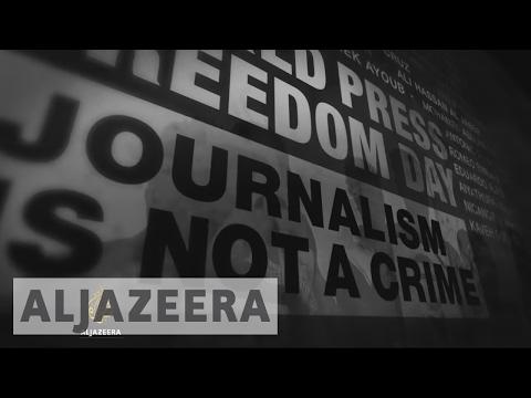 Al Jazeera marks World Press Freedom Day