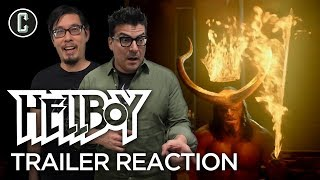 Hellboy Trailer Reaction and Review