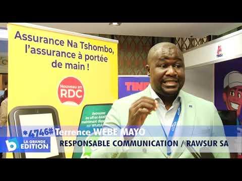 Assurances: RAWSUR lance « assurance na tshombo »