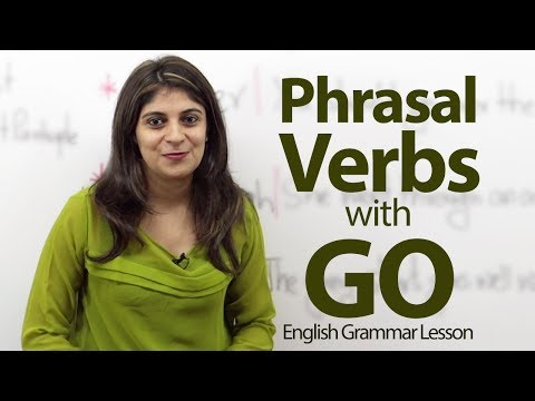 Phrasal verb go off meaning