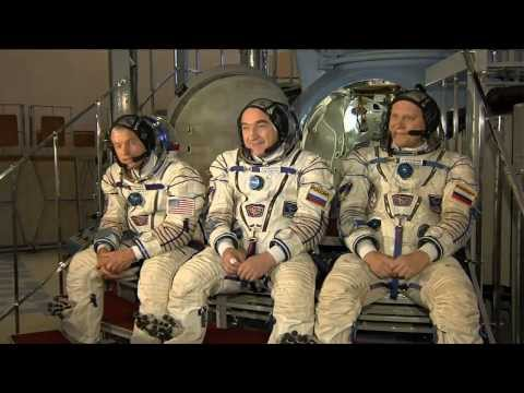 Expedition 39/40 Crew Undergoes Final Training Outside Moscow