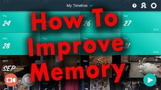 Improve Memory Recall with One Second Everyday 1SE App - IDEA #23