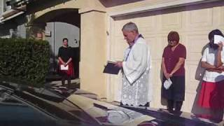 Sacred Heart Enthronement 101709 part3