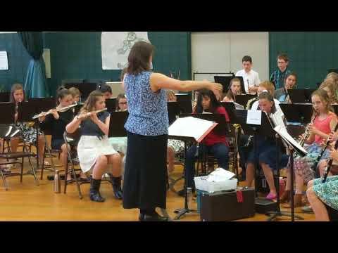 Ode to Joy -- Bonny Eagle 5th Grade District Band
