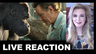The One & Only Ivan Trailer REACTION