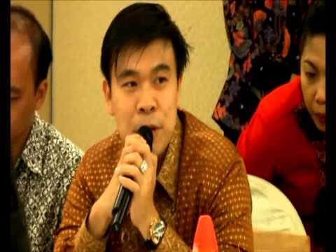 JOHAN YAN & BUDIONO LIE: Director Dinner Club TOTAL QUALITY INDONESIA