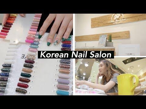 Treating Myself: Korean Nail Salon & Acne Treatment