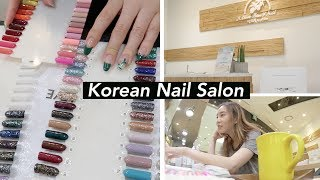 Treating Myself: Korean Nail Salon & Acne Treatment