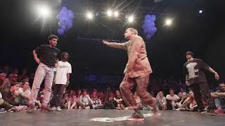 Gambar cover Flavourama 2017 - Hip Hop Semifinal -  Zyko & Dykens (FR) vs. Jeka & Kadet (RU)