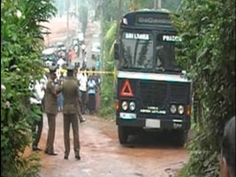 Shooting at prison bus kills underworld figure and several others in Kalutara