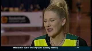 Lauren Jackson & Liz Cambage discuss the London Olympics Thumbnail