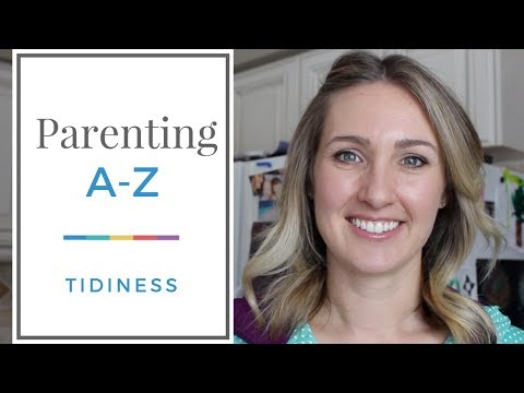 How to Get Your Kids to Clean Up After Themselves   Parenting A to Z