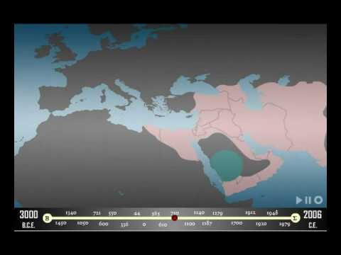 Imperial History of the Middle East - 5,000 years in 90 seconds