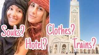 5 things you NEED to know before going to Marrakech Morocco | Travel Tips 2018 | Francesca Rose