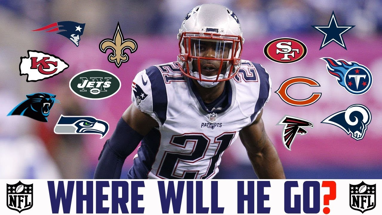 2018 NFL FREE AGENCY PREDICTIONS - MALCOLM BUTLER Patriots Saints Seahawks Bears Titans Niners Jets