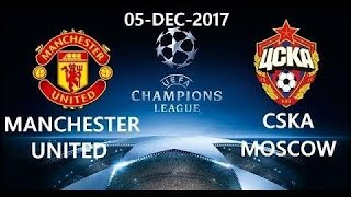 Manchester United Vs. Cska Moscow | Uefa Champions League | Official Match Highlights