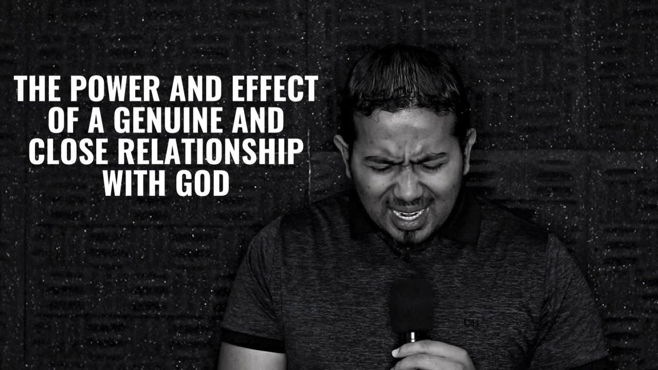 THE POWER AND EFFECT OF A DEEP AND CLOSE RELATIONSHIP WITH GOD, Daily Promise and Powerful Prayers