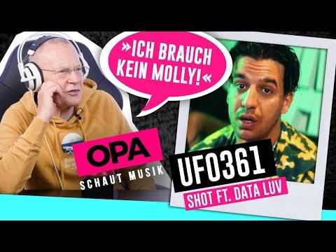Opa schaut Musik - Ufo361 (Shot ft. Data Luv)