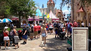 Is Disney's Magic Kingdom Still Enjoyable With Higher Park Capacity?