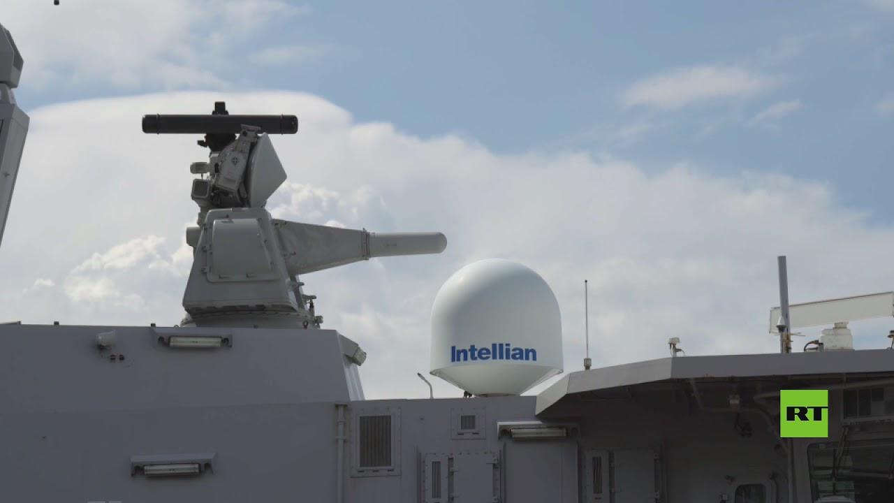 سفن الناتو ترسو في ميناء أوديسا الأوكراني  - نشر قبل 2 ساعة