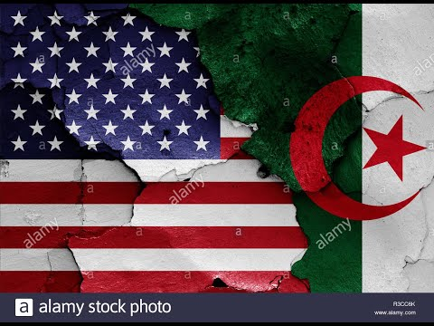 Embassy of Algeria in New York by alex down