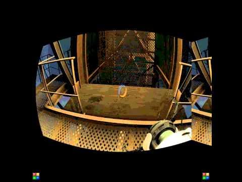 Portal 2 Oculus Rift Vomit