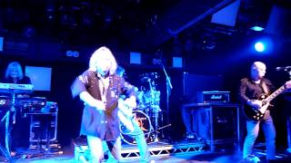 "Magnum : ""All Englands Eyes "" live at The Waterfront, Norwich 2-12-12"