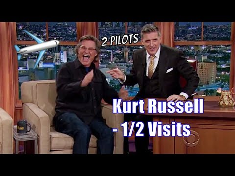 Kurt Russell  He Got Craig Into Flying Planes  12 Visits
