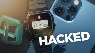 HO HACKERATO UN CASIO DA 10€ 🏴‍☠️ CON IPHONE 12