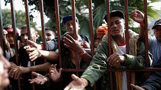 US tightens measures as it braces for arrival of more caravan migrants