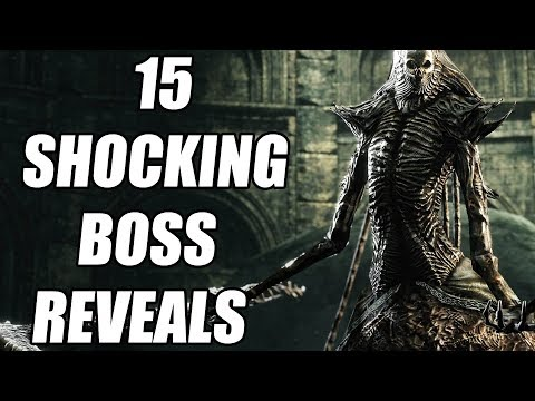 15 Shocking Boss Reveals That STUNNED GAMERS