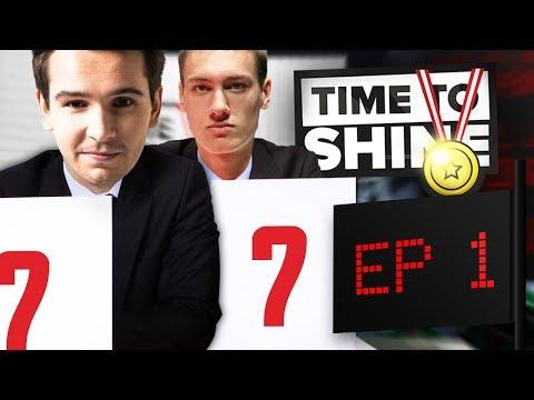 Time to Shine : nouvelle émission sur Twitch avec CarlJr